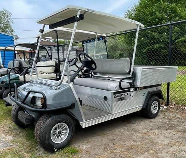 Used 2014 Club Car Carryall 2
