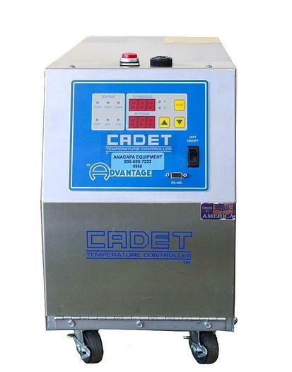 Used Advantage Cadet Temperature Controller CK-435-21C1, Water, 115 Volts (8968)W