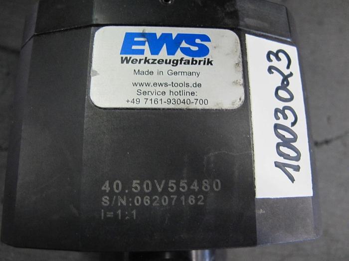 Gebraucht Angetriebenes Werkzeug VDI 50 Werkzeugaufnahme Werkzeughalter EWS