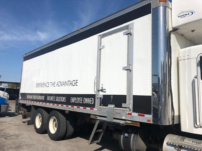 2011 KENWORTH T370 BOX TRUCK