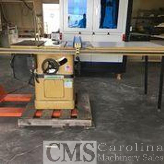 Used Powermatic Model 66 Table Saw