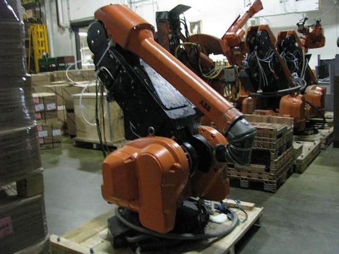 Used ABB Paint Robots