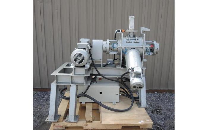 USED PLOW BLENDER, 0.80 CUBIC FEET