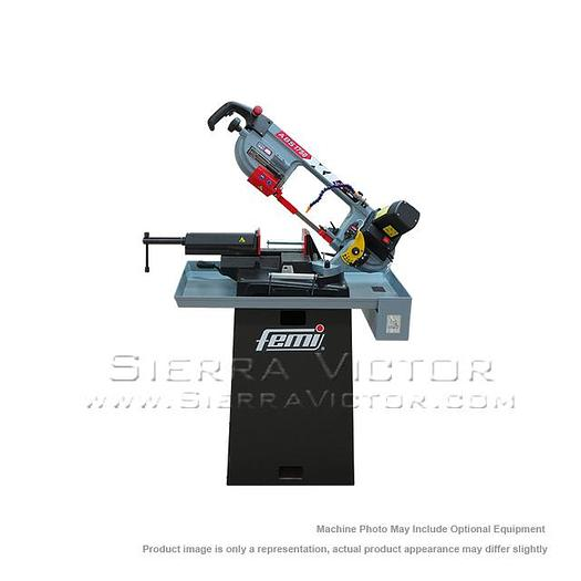 HE&M ABS-1750XL Semi-Automatic Utility Bandsaw