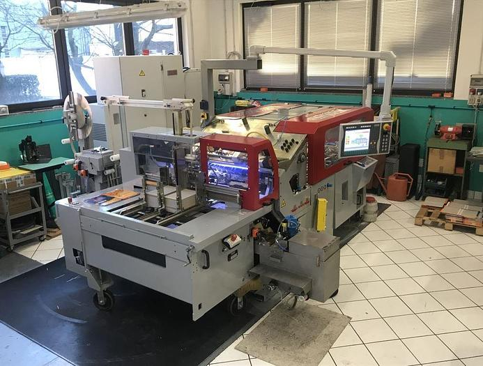 Used Hörauf  Casemaker BDM Compact 45  (year 2006 - refurbished 2018)