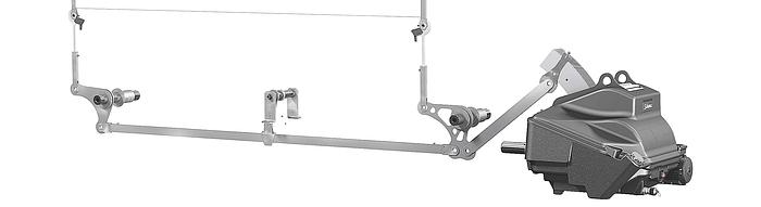 Stäubli Cam motions S1600 and S1700 for basic weaves