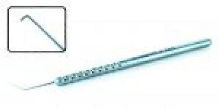 Ophthalmic Hook Sinskey DK Delicate 119mm DUCKWORTH and KENT 6-249