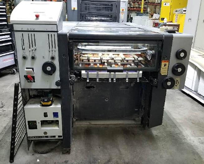 2000 Heidelberg SM52-5P3+L