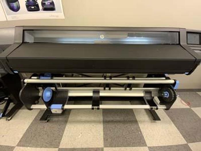 Used 2018 Hewlett-Packard Latex 560