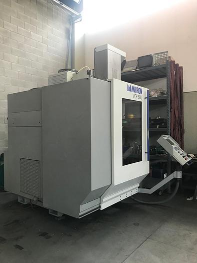 MIKRON VCP 600