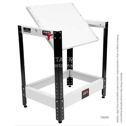 JET Flip top Benchtop Machine Stand 728200