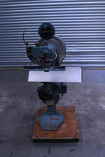 Used Vickers Single Head Paper Stitcher