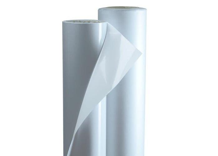GBC PSA Pressure Sensitive Adhesive Universal Over Laminating Film Gloss 1370mm Wide x 50m Length