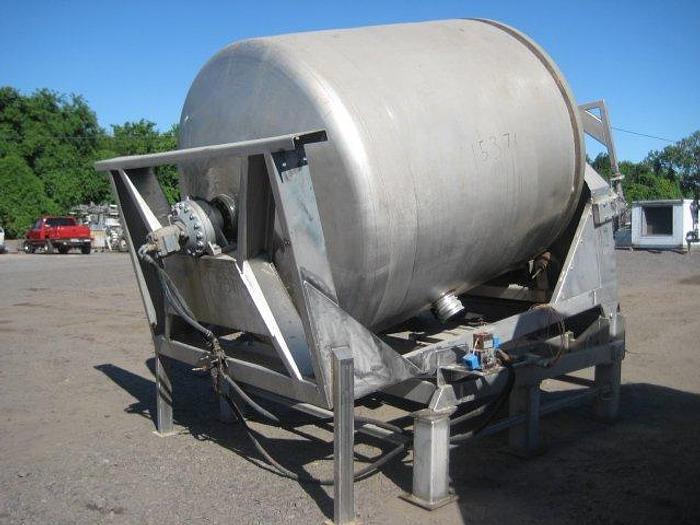 Used Challenge Vacuum Tumbler;Md#PM3000