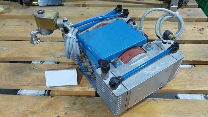 Used ABM Vacuubrand 4EKGF63CX-4 Pump, 4EKGF63CX-4 / 230V / 50~60Hz / 0,18kW / Diaphragm Vacuum Pump /