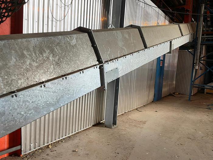 Used 2009 Belt conveyor