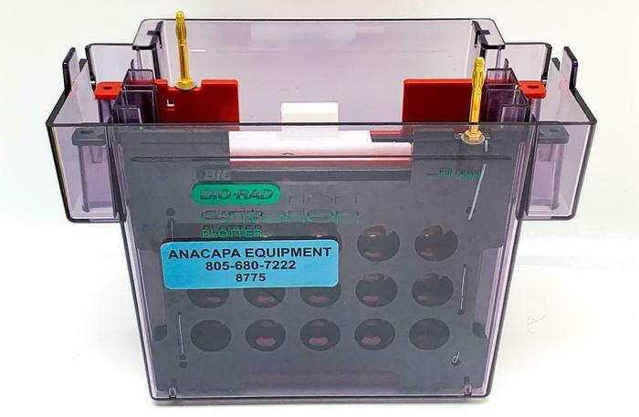 Used Bio-Rad 560BR Criterion Blotter Electrophoresis System Parts (8775)W