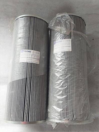 2 Stück Filtereinsatz für Rücklauffilter, XR1000G25V, Filtrec neuwertig