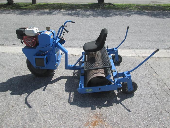 Used Har-Tru Mini Roller
