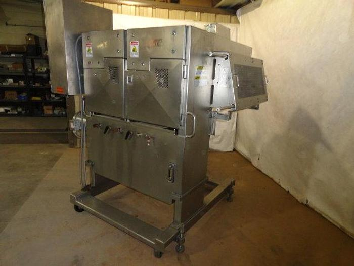 Used Grote 2-Head Pendulum Slicer/Applicator, Md# S/A-2530