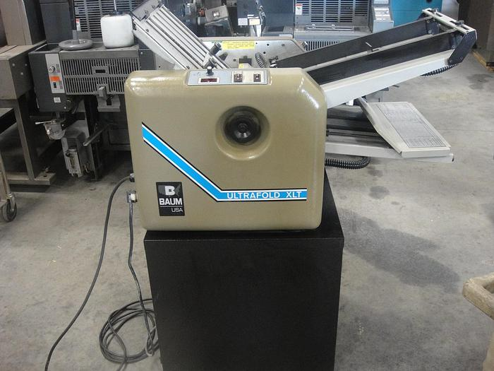 Used Baum 714 Ultrafold XLT