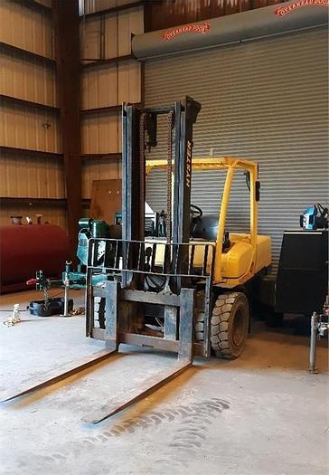 Used 2009 HYSTER H110FT