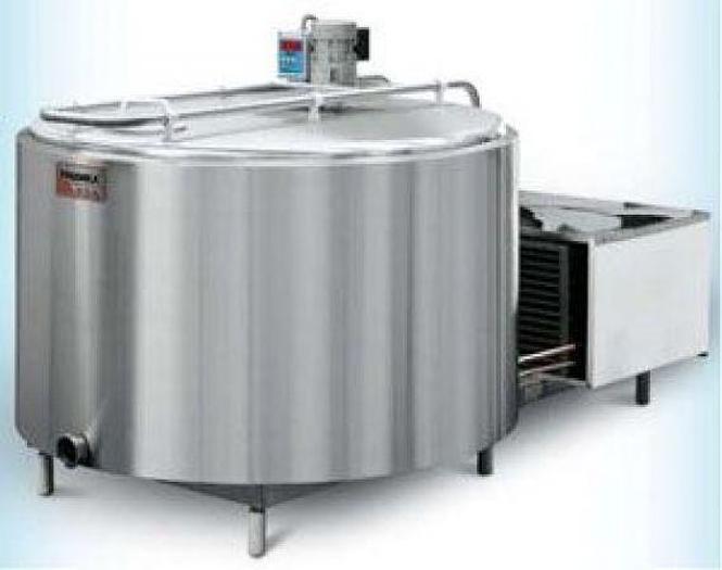 Refrigerated Milk Tank G4 1200 Ltr