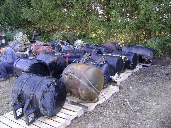 1997 Hydro & Fuel Tanks- Stock #: 1227