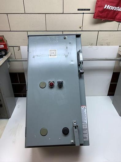 Used Square D 8538SCA24V81CF