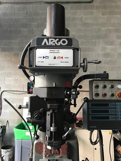 2003 ARGO 5VH1