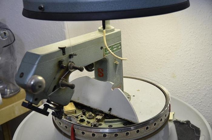 Gebraucht Rundkranzkettelmaschine KETTMA  Kl. 100 KA E07/08