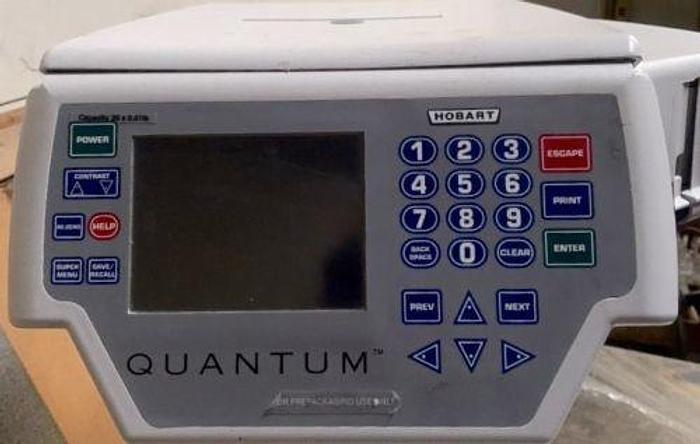 Used Hobart Quantum Scale