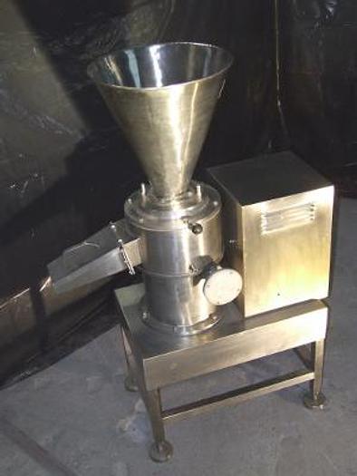 Używane Młynek korundowy do mielenia orzechów, gorczycy, sezamu itp.