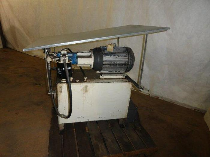 Used Paul-Munroe Hydraulics Power Pack; 20HP