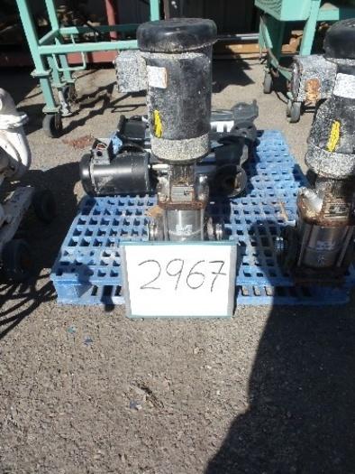 Grundfos 1 1/2'' In-Line Pump #2967