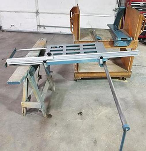 Jet 48-ST Sliding Table Attachment