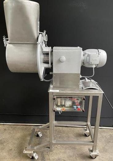 Used A 14959 D - Ploughshare Mixer LÖDIGE M20 GR
