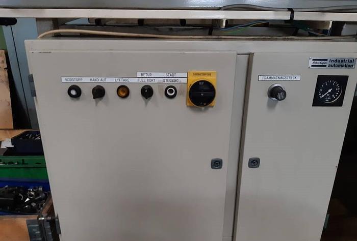 Automatyczny Podajnik pręta BARFEED 1000