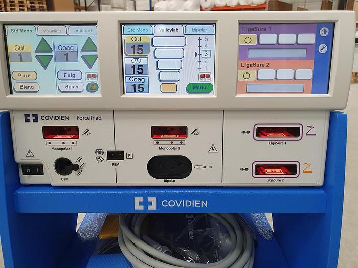 Usata Piattaforma Elettrochirurgica ForceTriad Valleylab