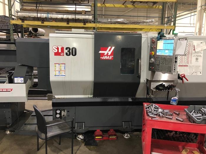 2014 Haas ST-30