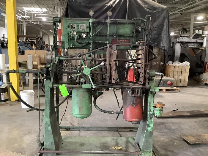 Used DEPENDABLE SHELL CORE MACHINE