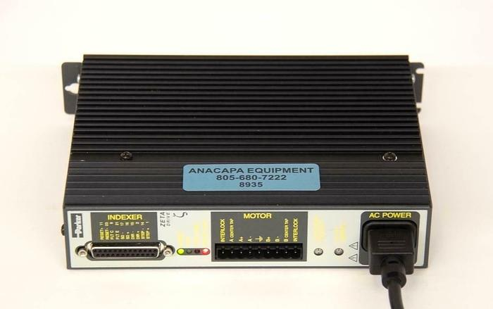 Used Parker Zeta57-51 CompuMotor Servo Microstepping Drive Controller USED (8935)R
