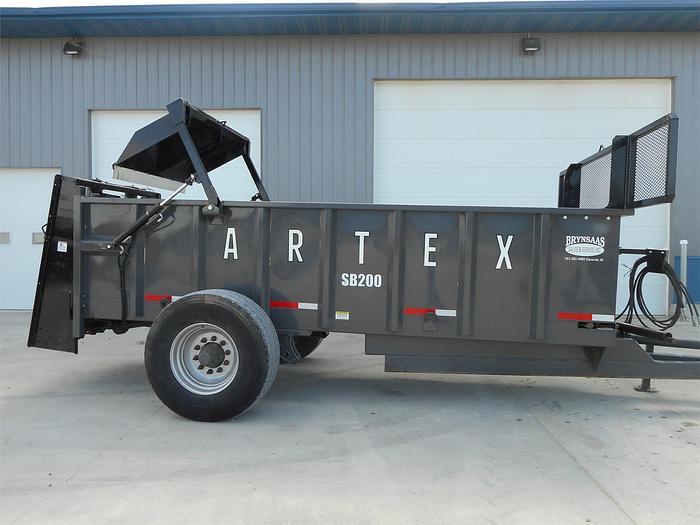 Used ARTEX SB200 Manure Spreader
