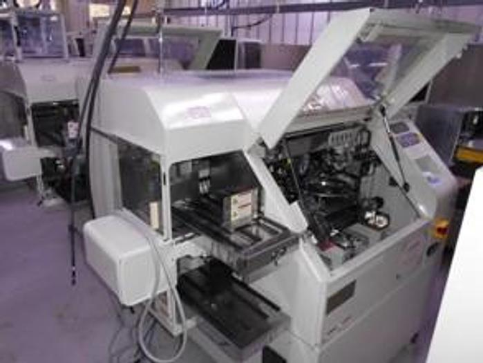 Used 2011 Canon Machinery BESTEM-D10SP