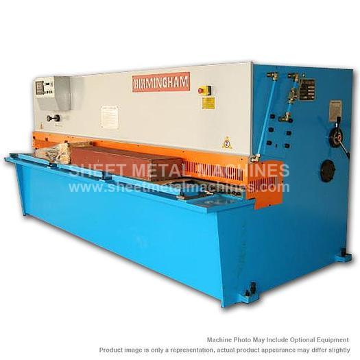 BIRMINGHAM Hydraulic Swing Beam Type Shear H-1045-C