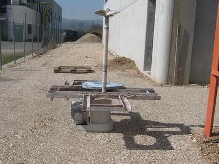 Used GIARETTA mixer