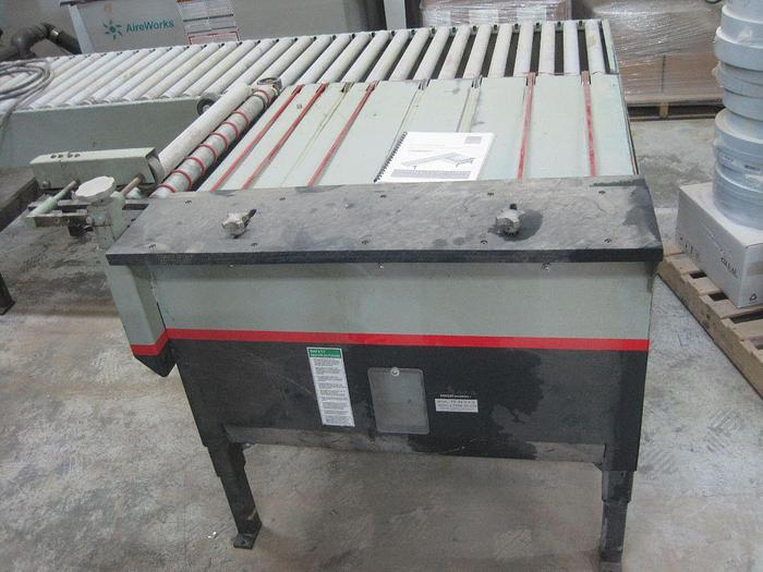 "Used Doucet Doucett 24"" Left hand Return Conveyor for Sander/Shapers"