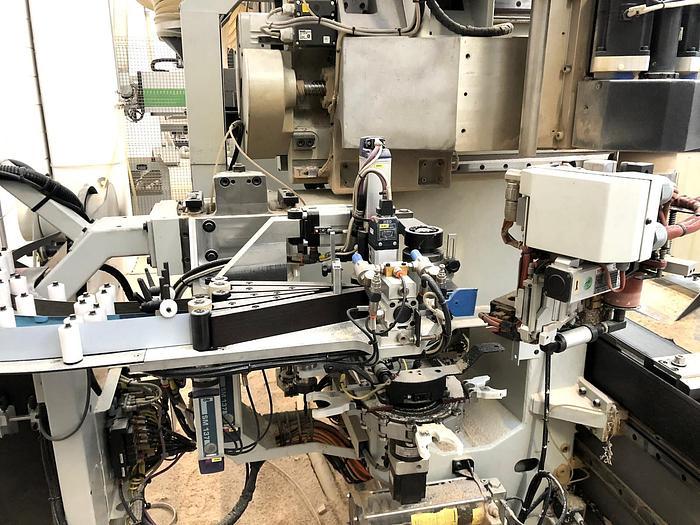 MFC002 2010 Biesse Rover C 6.50 Edge Centro di lavoro con bordatura