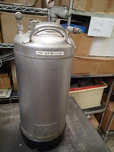 Alloy Products Corp. pressure pot