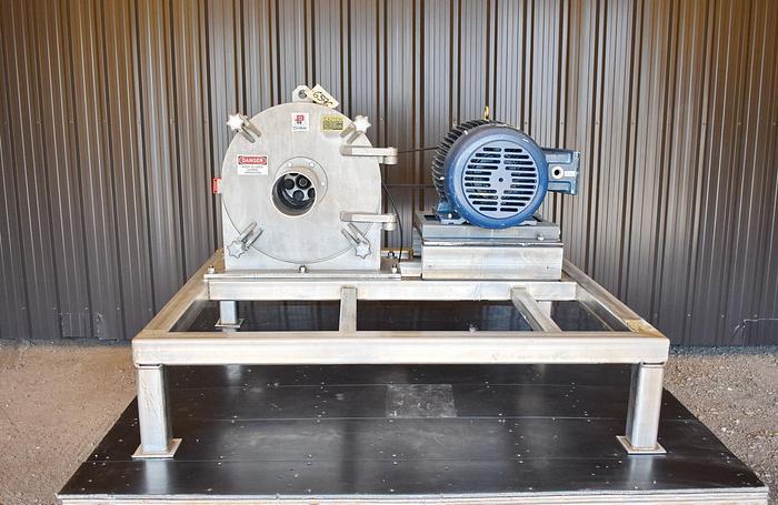 Used USED PRATER INDUSTRIES M SERIES FINE GRINDER, MODEL M-36